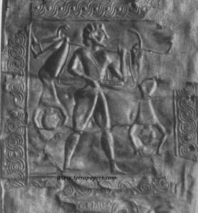 Геракл укрощает Керкопов